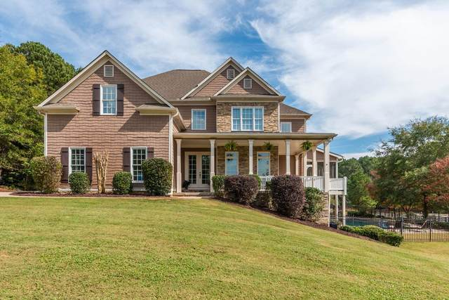 1646 A J Land Road, Canton, GA 30115 (MLS #8879098) :: Tim Stout and Associates