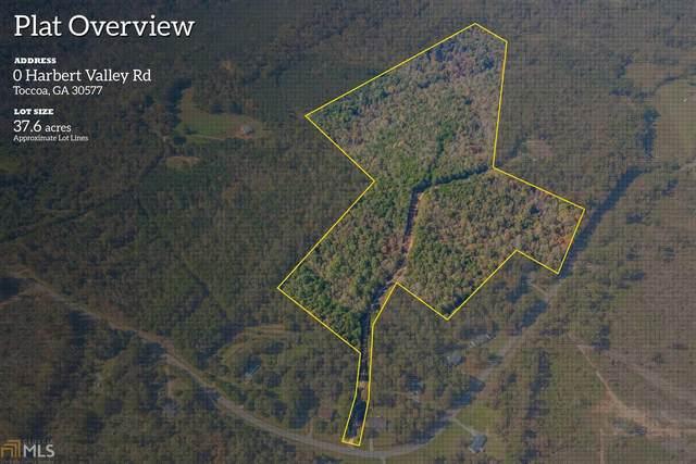0 Harbert Valley Rd, Toccoa, GA 30577 (MLS #8879252) :: RE/MAX Eagle Creek Realty