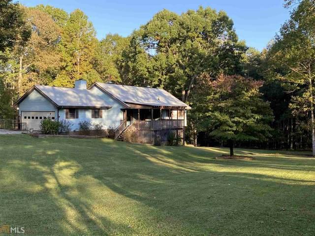 1069 Country Club Road, Newnan, GA 30263 (MLS #8879285) :: Tim Stout and Associates