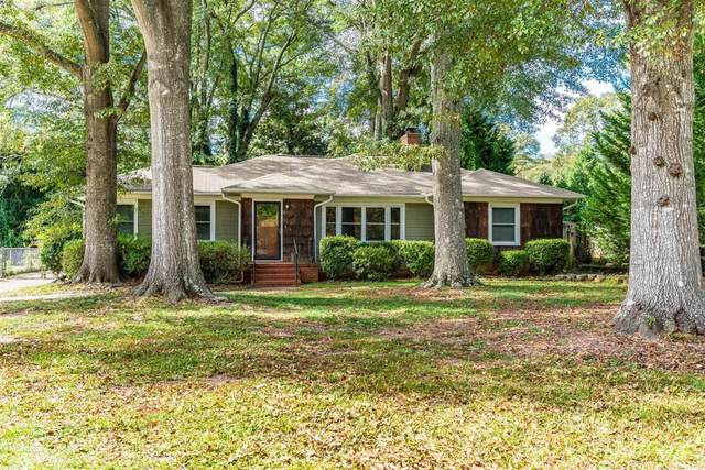 833 Hillcrest Ave, Griffin, GA 30224 (MLS #8879303) :: The Realty Queen & Team
