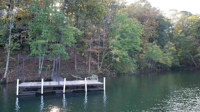 Lot 9 Chandlers Trace #9, Hartwell, GA 30643 (MLS #8879335) :: RE/MAX Eagle Creek Realty