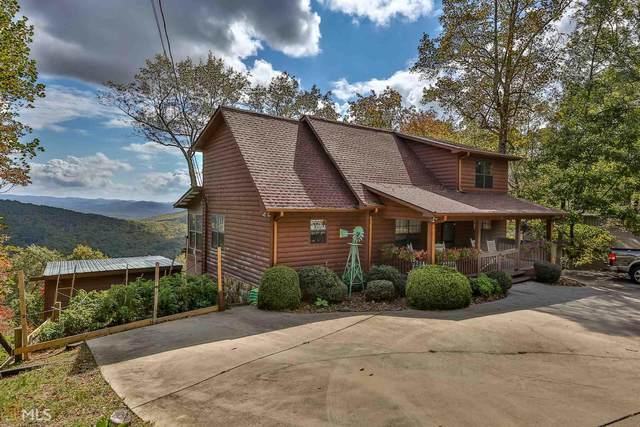 1488 Walnut Ridge #50, Ellijay, GA 30536 (MLS #8879342) :: Tim Stout and Associates