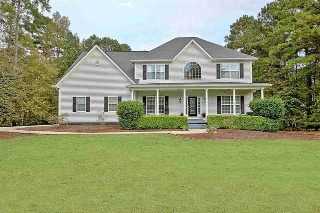 61 Enclave Ln, Newnan, GA 30265 (MLS #8879477) :: Michelle Humes Group