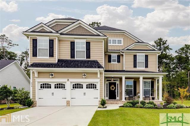 638 Wyndham Way, Pooler, GA 31322 (MLS #8879484) :: Rettro Group