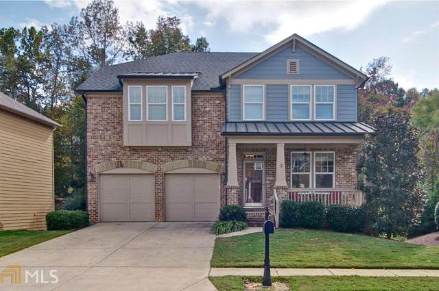 536 Lost Creek Dr, Woodstock, GA 30188 (MLS #8879508) :: Keller Williams Realty Atlanta Partners