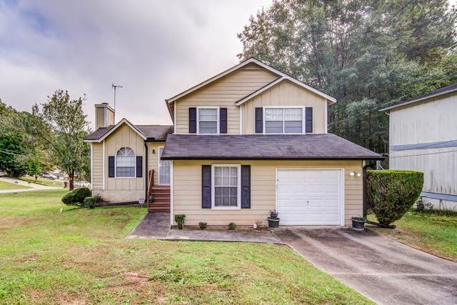 100 Wolf Downs Court, College Park, GA 30349 (MLS #8879548) :: Rettro Group