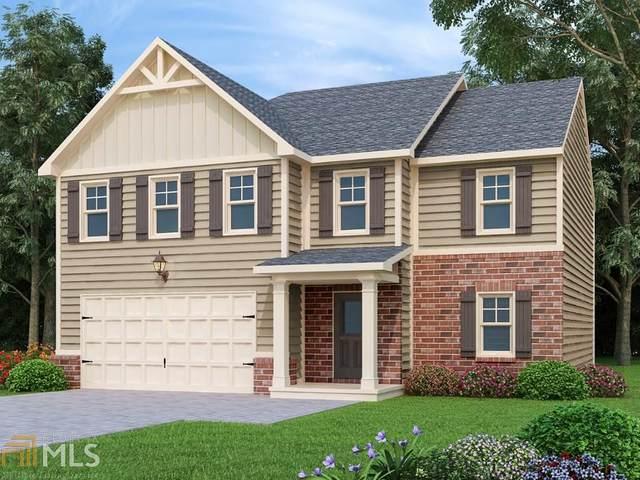 6402 Beaver Creek Trl #143, Atlanta, GA 30349 (MLS #8879570) :: Tim Stout and Associates
