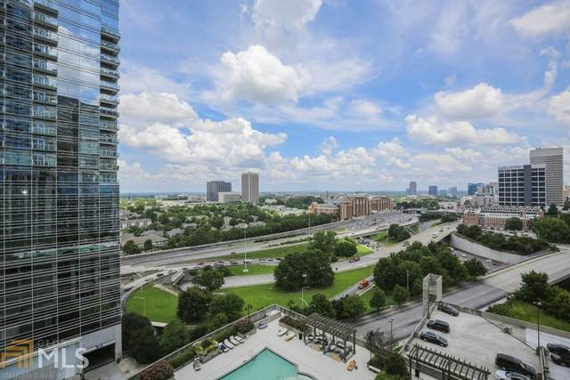 400 W Peachtree Street Nw #1802, Atlanta, GA 30308 (MLS #8879597) :: Keller Williams Realty Atlanta Partners