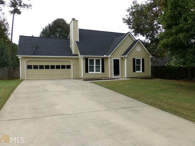 185 Aztec Way, Acworth, GA 30102 (MLS #8879676) :: Rettro Group