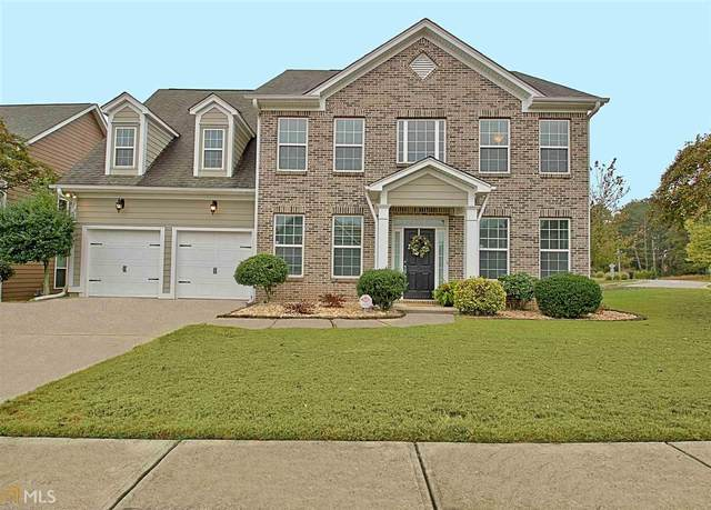 105 Humboldt Drive, Fayetteville, GA 30214 (MLS #8879978) :: Michelle Humes Group