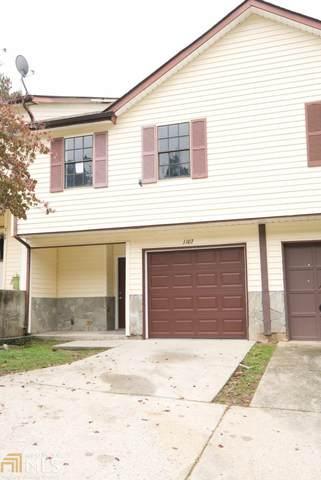 1107 Pine Tree Trl, Atlanta, GA 30349 (MLS #8880039) :: AF Realty Group
