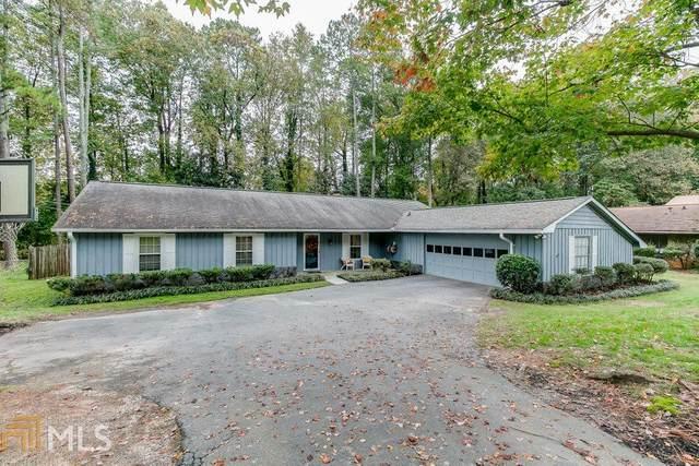 2862 Dunnington Circle, Atlanta, GA 30341 (MLS #8880157) :: Regent Realty Company