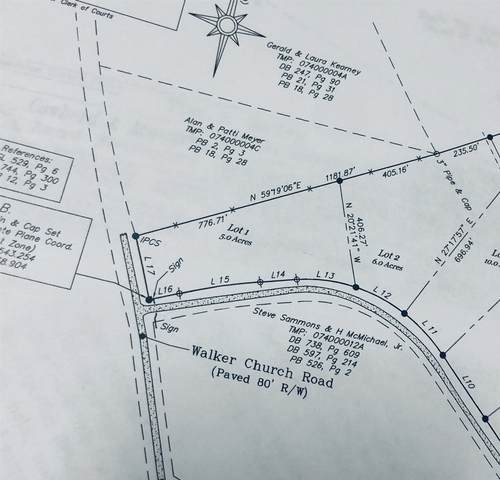0 Eagle Way Dr Lot 1, Greensboro, GA 30642 (MLS #8880193) :: Buffington Real Estate Group