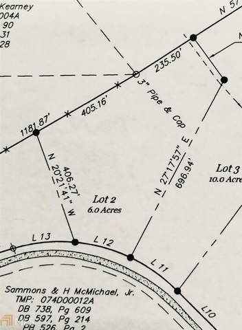 0 Eagle Way Dr Lot 2, Greensboro, GA 30642 (MLS #8880195) :: Buffington Real Estate Group