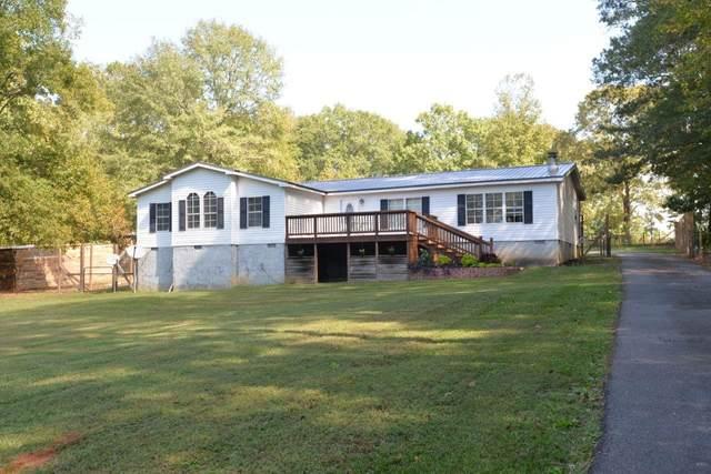 907 SE Crooked Creek Rd Lot 284, Eatonton, GA 31024 (MLS #8880202) :: Buffington Real Estate Group