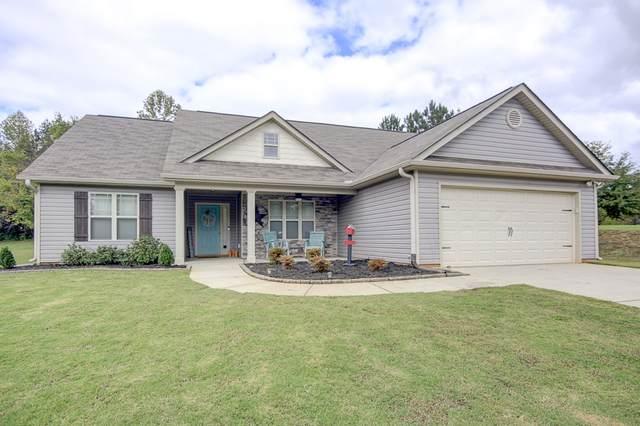 105 Fuller Court, Grantville, GA 30220 (MLS #8880243) :: Crown Realty Group