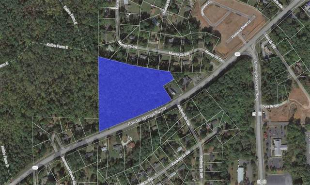 10.8 +/- Acres On Powder Springs Road Sw, Marietta, GA 30064 (MLS #8880329) :: Athens Georgia Homes