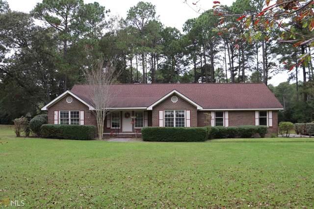 114 Hazelwood Dr, Statesboro, GA 30458 (MLS #8880472) :: The Heyl Group at Keller Williams