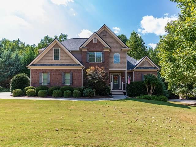 161 Dibble Dr, Jefferson, GA 30549 (MLS #8880522) :: Buffington Real Estate Group
