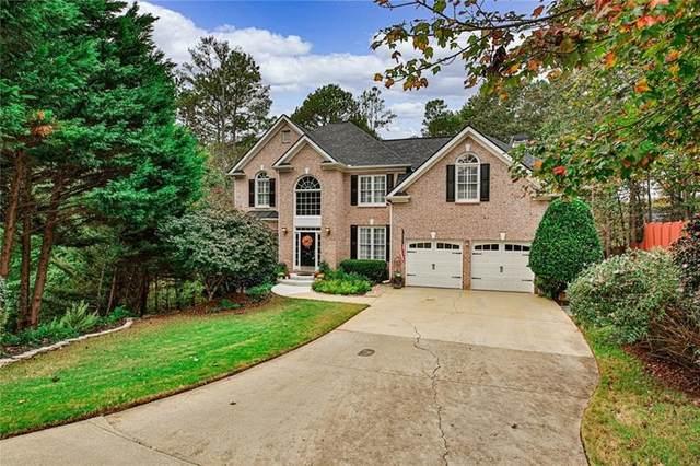 602 Woodbrook Trail, Canton, GA 30114 (MLS #8880538) :: Keller Williams Realty Atlanta Partners