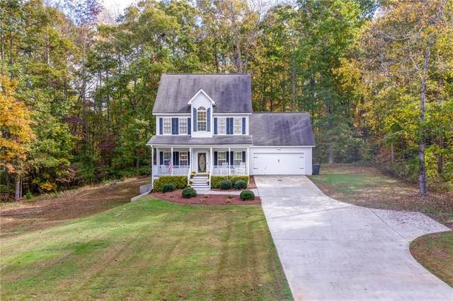 155 Kingston Ct, Dawsonville, GA 30534 (MLS #8880554) :: Buffington Real Estate Group