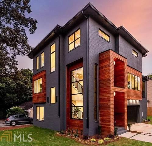 1960 Wellbourne Dr, Atlanta, GA 30324 (MLS #8880562) :: Athens Georgia Homes