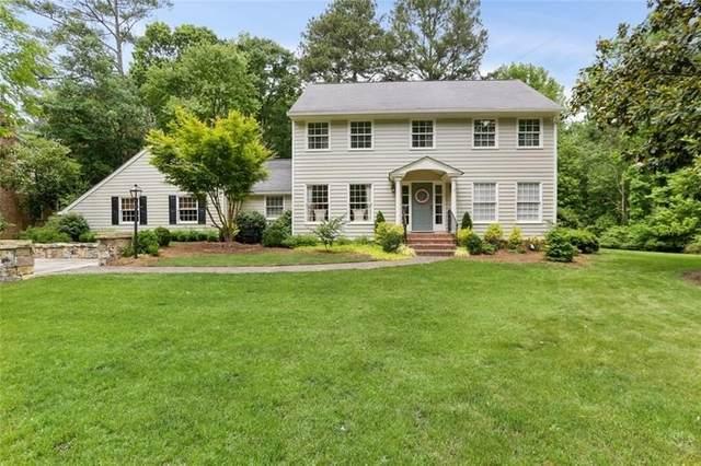 3145 Farmington Dr, Atlanta, GA 30339 (MLS #8880619) :: Scott Fine Homes at Keller Williams First Atlanta