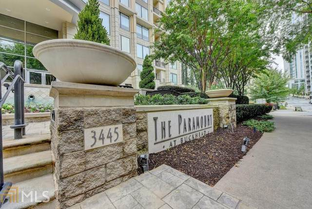 3445 Stratford Rd #3101, Atlanta, GA 30326 (MLS #8880670) :: AF Realty Group