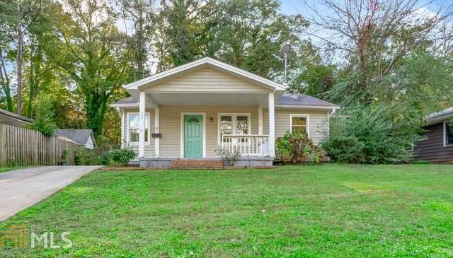 490 Barnett Drive, Atlanta, GA 30354 (MLS #8880811) :: Lakeshore Real Estate Inc.