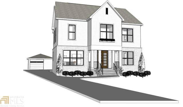 2695 Midway Rd, Decatur, GA 30030 (MLS #8880827) :: Tim Stout and Associates