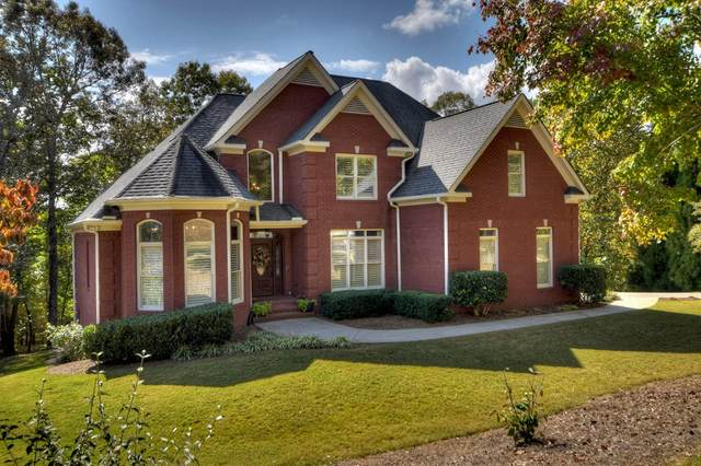 342 The Oaks Dr, Ellijay, GA 30540 (MLS #8880828) :: Lakeshore Real Estate Inc.