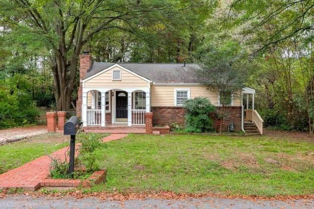 1715 Ritcherson St, Marietta, GA 30060 (MLS #8880967) :: The Heyl Group at Keller Williams