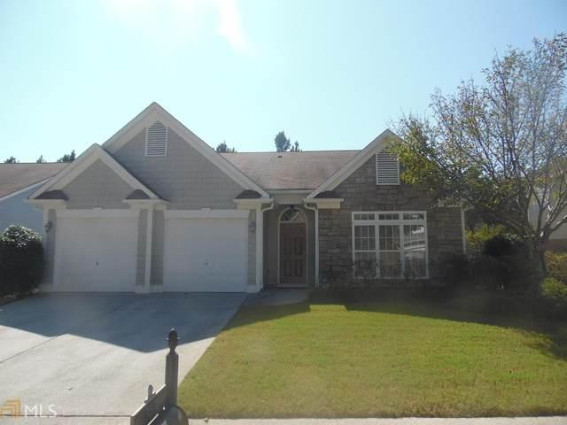 2925 Cooper Woods Ln, Loganville, GA 30052 (MLS #8880985) :: The Heyl Group at Keller Williams