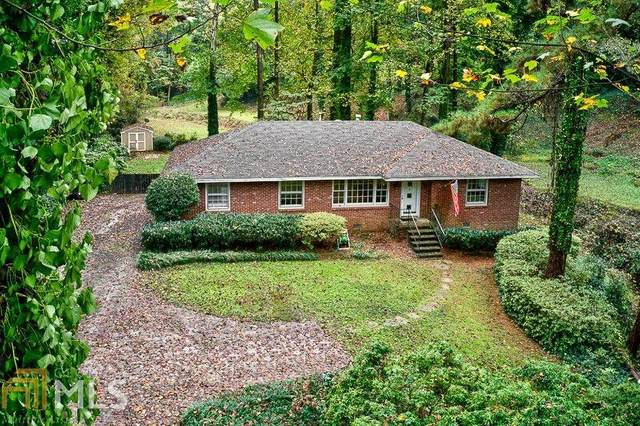 2755 Pineland Avenue, Atlanta, GA 30340 (MLS #8881018) :: The Heyl Group at Keller Williams
