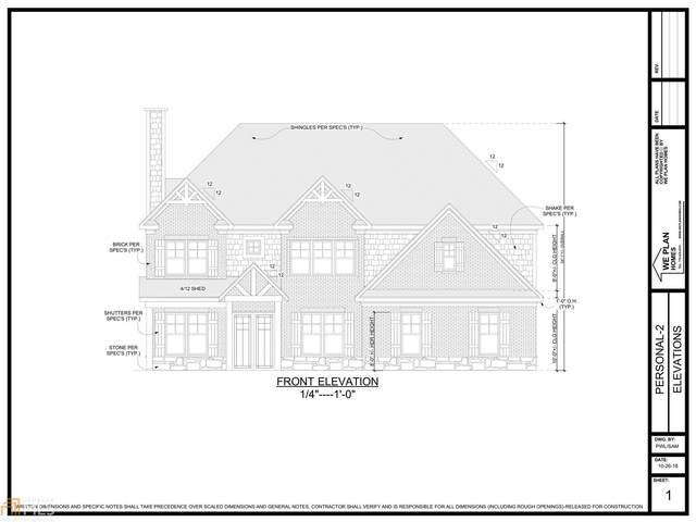 4131 Tuggle Rd., Buford, GA 30519 (MLS #8881023) :: The Heyl Group at Keller Williams