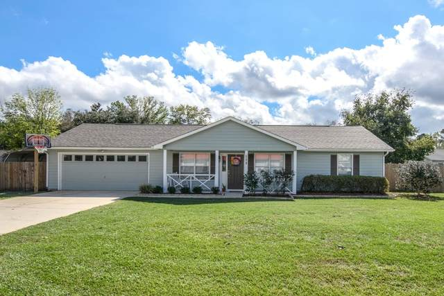 205 Norwood Dr, Kingsland, GA 31548 (MLS #8881076) :: Buffington Real Estate Group