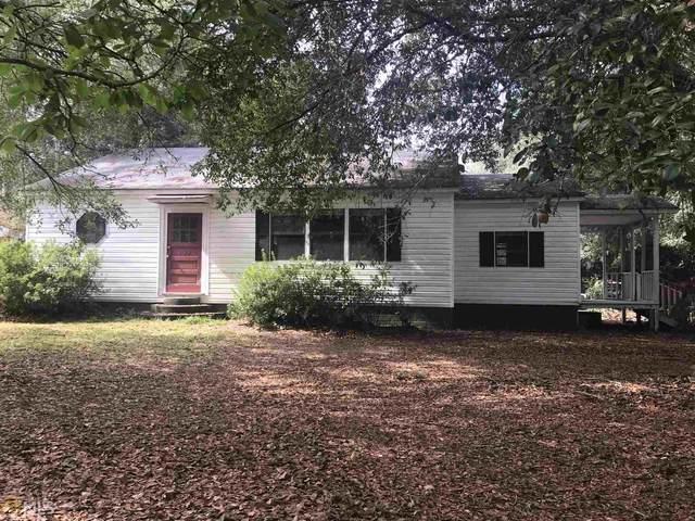 20 Ryan Street, Hawkinsville, GA 31036 (MLS #8881095) :: The Heyl Group at Keller Williams