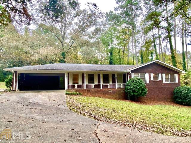 121 Hillcrest Dr, Stockbridge, GA 30281 (MLS #8881141) :: The Durham Team
