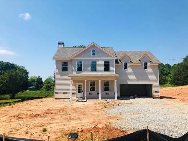 250 Cedar Dr, Pendergrass, GA 30567 (MLS #8881145) :: Bonds Realty Group Keller Williams Realty - Atlanta Partners