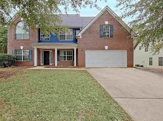 34 Virginia Ave, Sharpsburg, GA 30277 (MLS #8881167) :: Buffington Real Estate Group