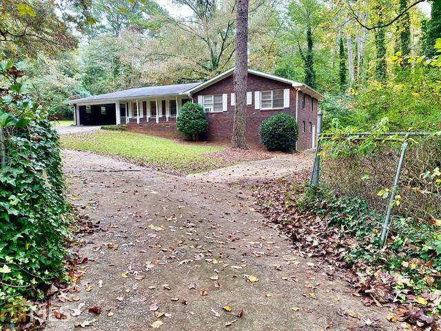 121 Hillcrest Dr, Stockbridge, GA 30281 (MLS #8881214) :: The Durham Team