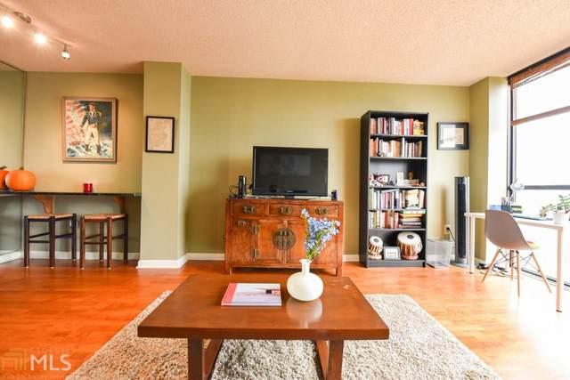 1280 W Peachtree St #2913, Atlanta, GA 30309 (MLS #8881317) :: AF Realty Group
