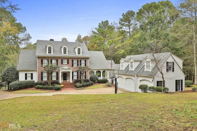 635 Vaughn Rd, Newnan, GA 30265 (MLS #8881367) :: Buffington Real Estate Group
