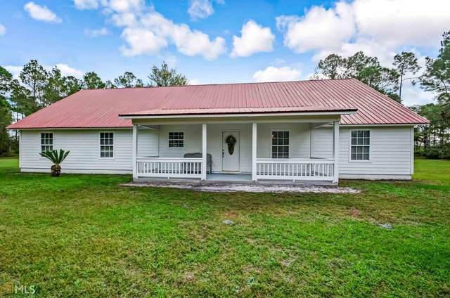 1340 Mid River Rd, White Oak, GA 31568 (MLS #8881440) :: Buffington Real Estate Group