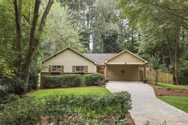 2228 Drew Valley Rd, Brookhaven, GA 30319 (MLS #8881451) :: Military Realty