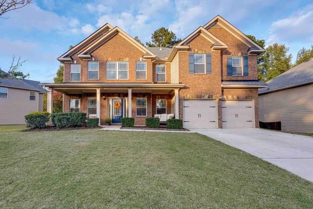84 Canyon View Drive, Newnan, GA 30265 (MLS #8881479) :: Buffington Real Estate Group
