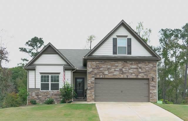 9 Carrington Way, Newnan, GA 30265 (MLS #8881485) :: Buffington Real Estate Group