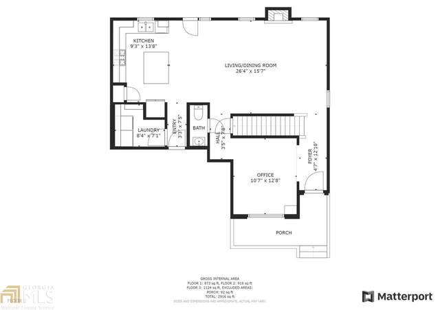 818 Harrison Drive, Acworth, GA 30102 (MLS #8881498) :: Bonds Realty Group Keller Williams Realty - Atlanta Partners