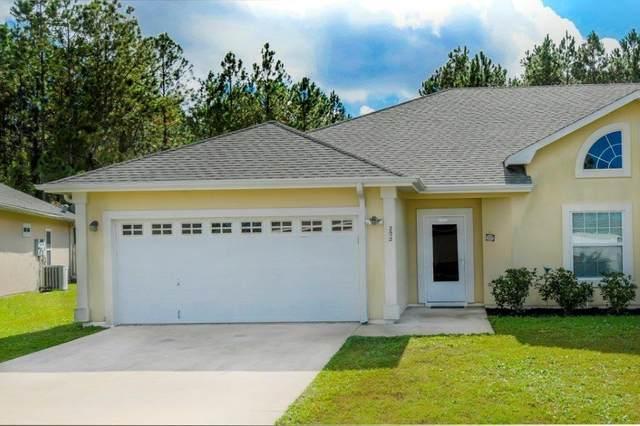 202 Royal Palms Avenue, Kingsland, GA 31548 (MLS #8881538) :: Buffington Real Estate Group