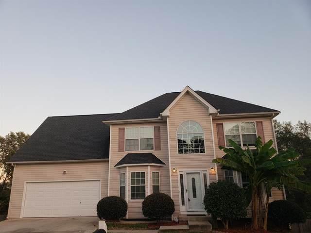 350 Hazelhurst Drive, Covington, GA 30016 (MLS #8881621) :: Bonds Realty Group Keller Williams Realty - Atlanta Partners